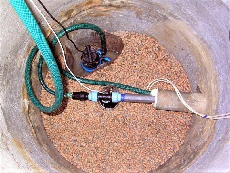 Водопровод из колодца в дом своими руками — зимний вариант подачи воды в дом
