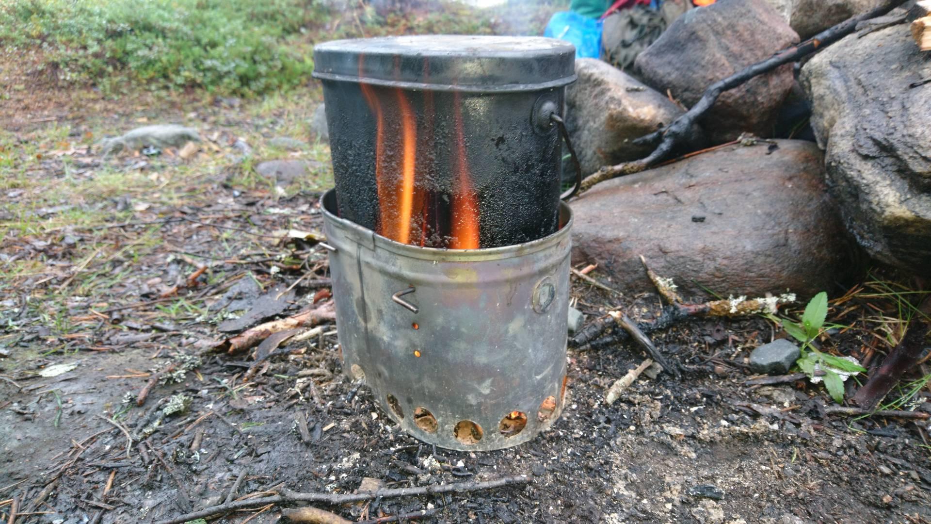 Походная печь своими руками: размеры и чертежи печки-щепотницы и ракетной печи. как сделать печь на дровах из профильной трубы?