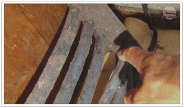 Делаем ремонт кирпичной печи своими руками
