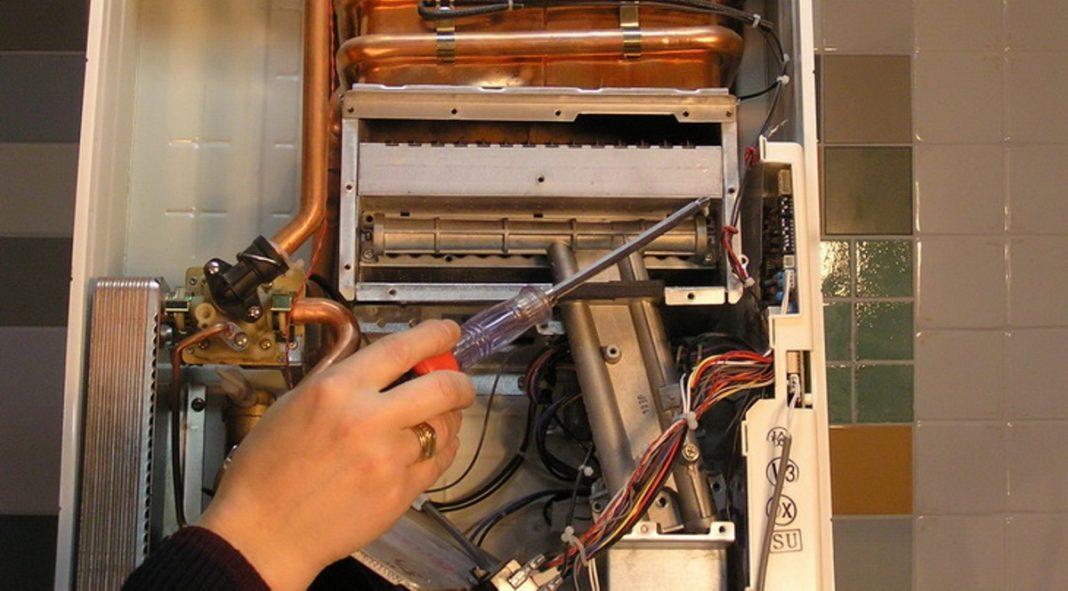 Как почистить газовую колонку от накипи и сажи в домашних условиях быстро и эффективно: разборка и промывка теплообменника, чистка без снятия радиатора