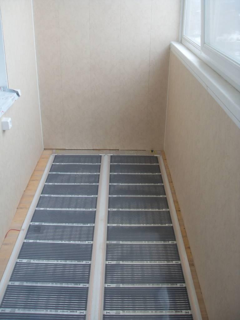 Как сделать пол на балконе или лоджии — выбираем оптимальный вариант