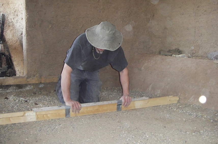 Полы в деревянном доме: устройство пола и советы по укладке