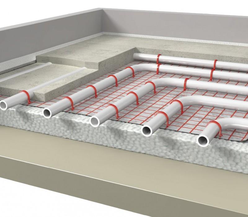 Для чего нужна теплоизоляция для теплого водяного пола