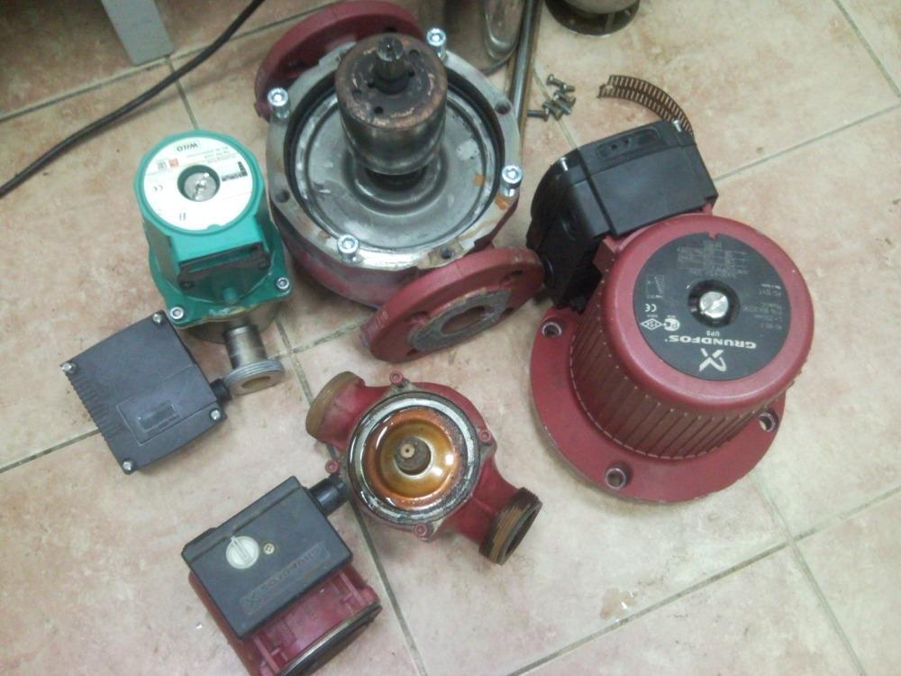 Не работает циркуляционный насос в системе отопления