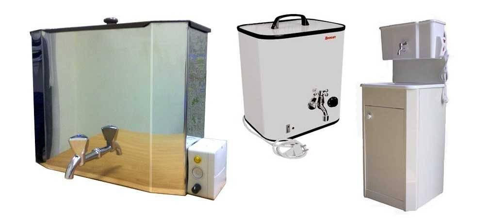 Виды и особенности выбора водонагревателя для дачи