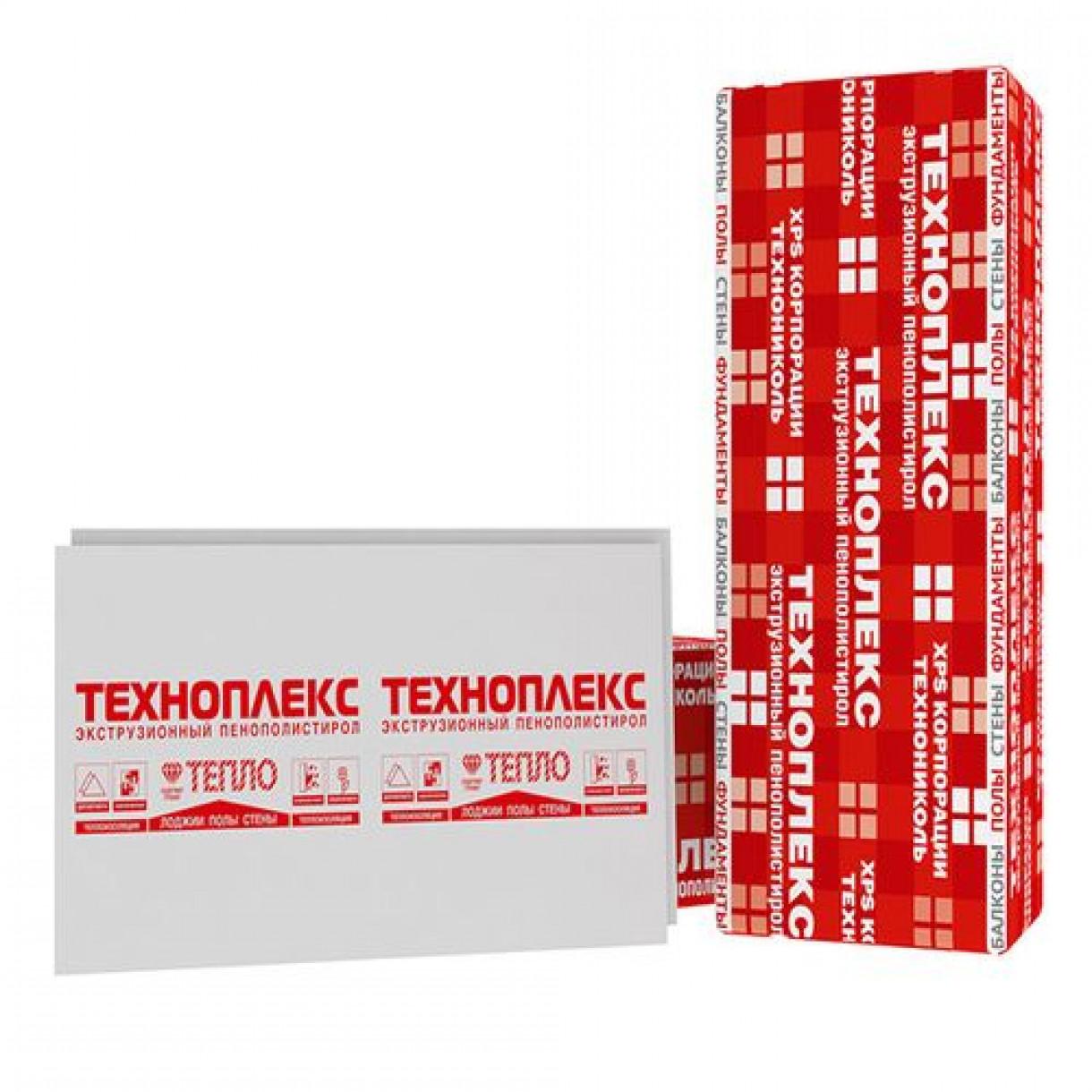 Утеплители пеноплекс технониколь: технические характеристики
