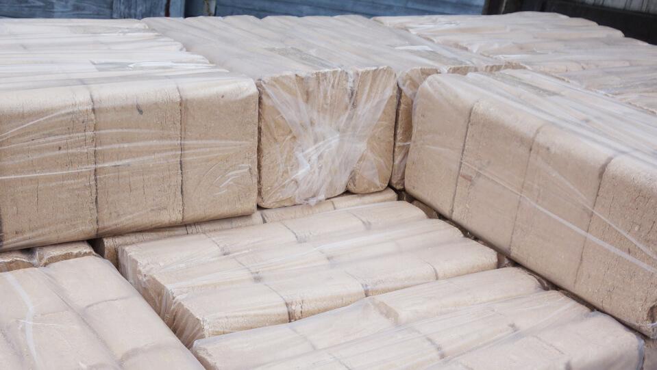 Камины и печи » топливные брикеты марки руф (ruf), основные характеристики