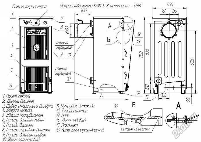Кчм 5 – котел, который не даст замерзнуть- инструкция +отзывы и фото и видео