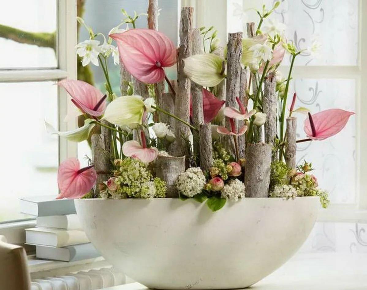 Флористические материалы и инструменты