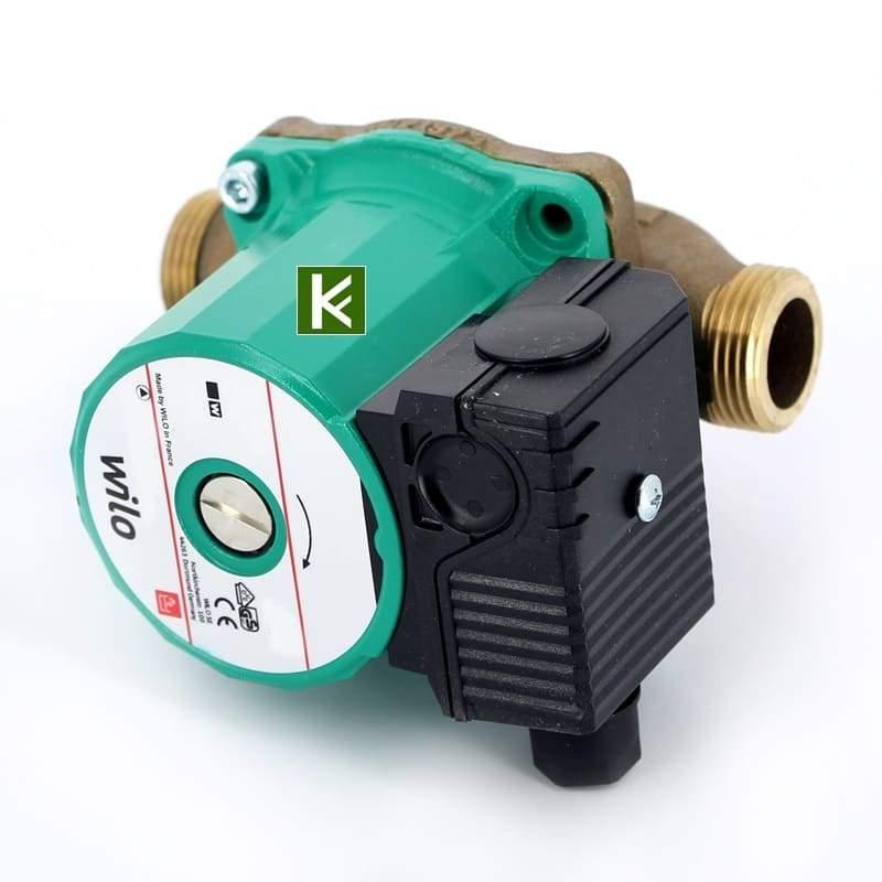 Циркуляционный насос wilo: для отопления, водоснабжения и повышения давления.