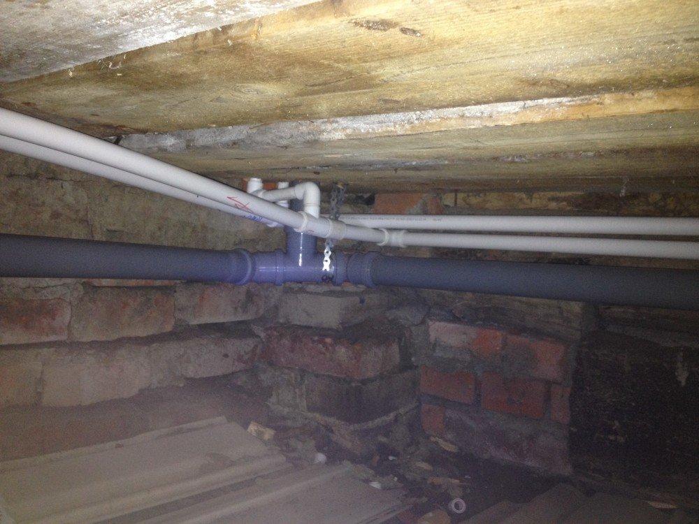 Утепление водопроводных труб в частном доме своими руками