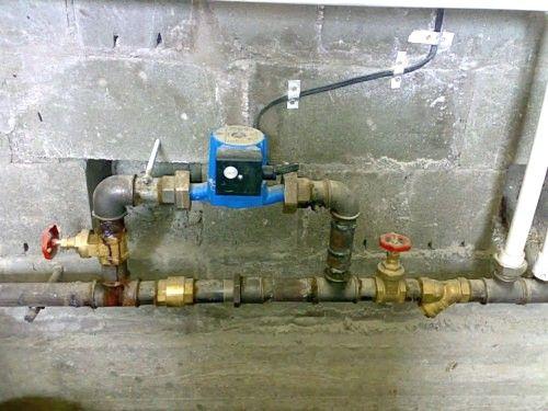 Для чего нужен байпас в системе отопления, установка байпасной линии