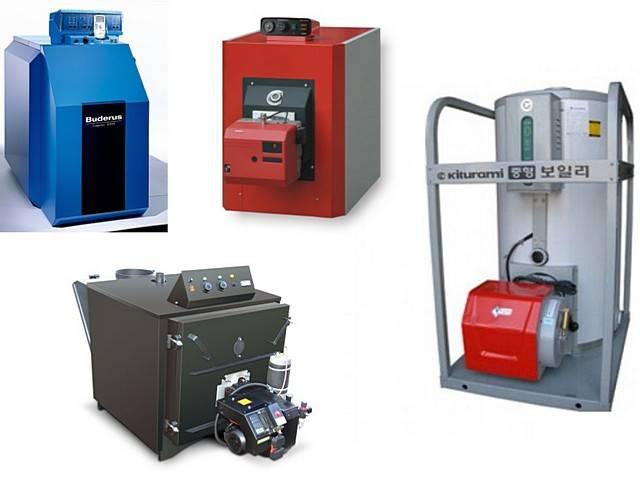 Котлы на жидком топливе: плюсы и минусы, монтаж бытовых отопительных установок длительного горения в доме