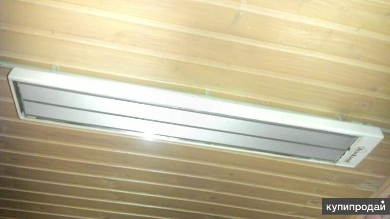 Инфракрасные обогреватели эколайн – удобное решение для обогрева дачи
