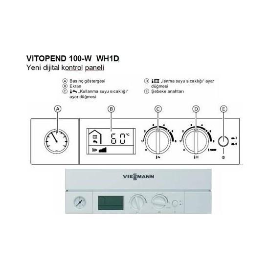 Отзывы о viessmann vitopend 100-wh1d256 23 kw