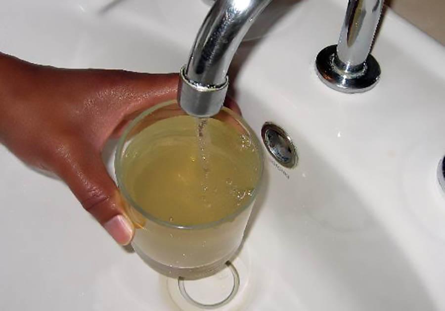Грязная, мутная вода в колодце – что делать?