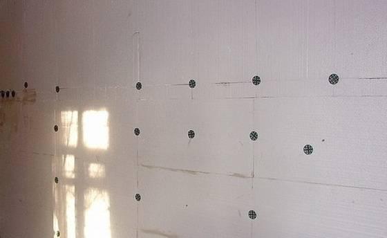 Утепление стен изнутри пенополистиролом своими руками