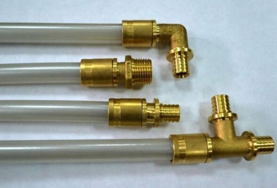 Трубы из сшитого полиэтилена: свойства, монтаж, плюсы и минусы | гид по отоплению