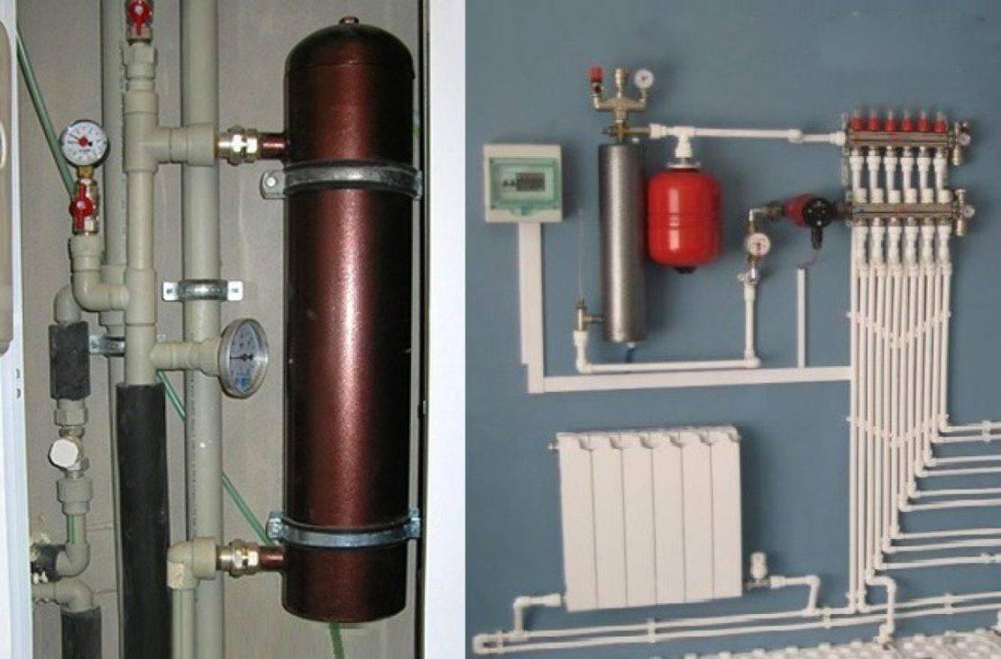 Как установить индукционный котёл отопления?