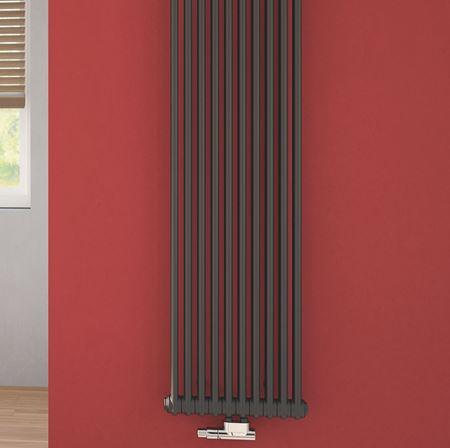 Вертикальные радиаторы для квартиры - разновидности, выбор, расчет мощности