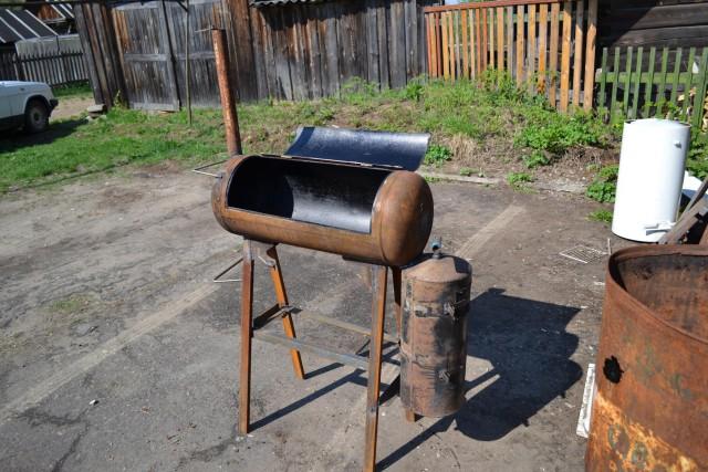 Мангал барбекю своими руками: пошаговая инструкция + 50 фото
