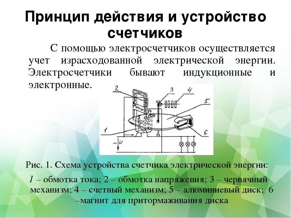 Приборы учета электроэнергии - классификация и отличия
