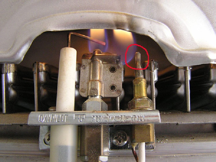 Почему тухнет газовая колонка? ремонт газовых колонок. газовый водонагреватель проточный