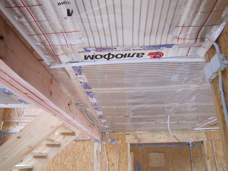 Оптимальные системы отопления для домов из sip-панелей