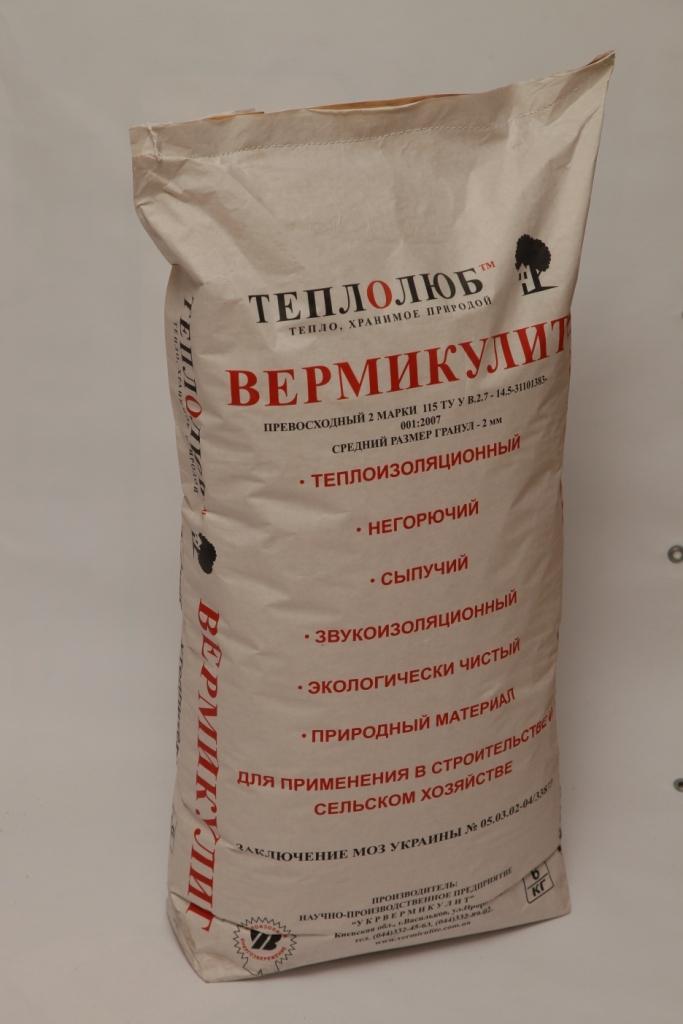 Теплоизоляционный вермикулит в спб, утепление вермикулитом | слюдяная фабрика
