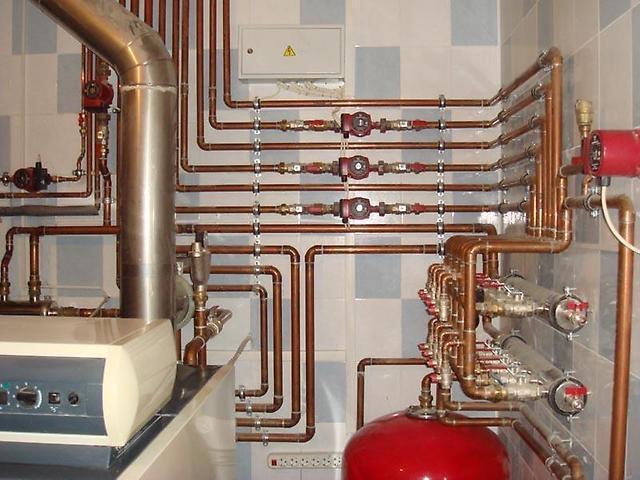 Медные трубы для отопления: характеристика, маркировка и особенности монтажа
