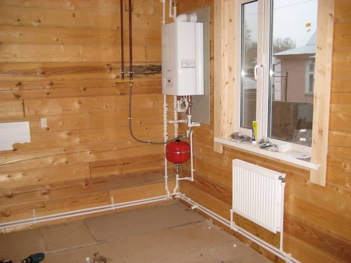 Эффективное отопление загородного дома: цены и варианты, правила выбора и эксплуатации