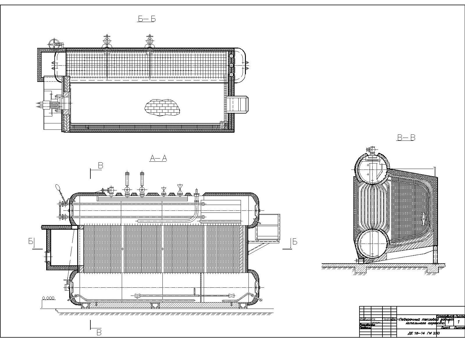 Глава 5. основы теплового расчета теплогенерирующих установок