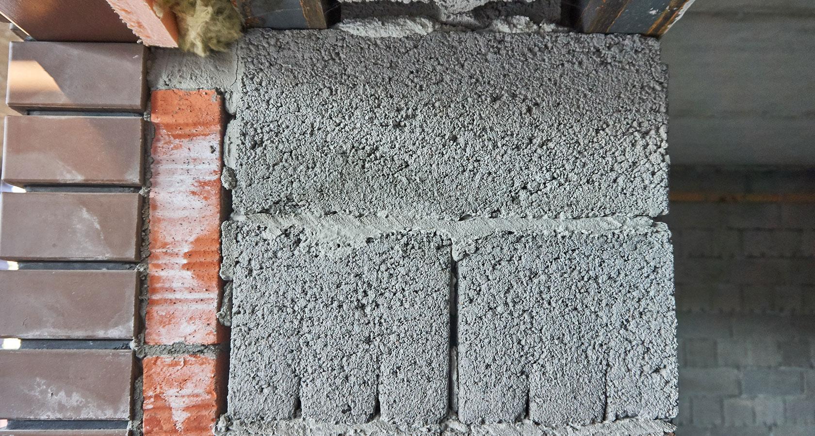Как утеплить дом из керамзитобетонных блоков снаружи: делаем по уму