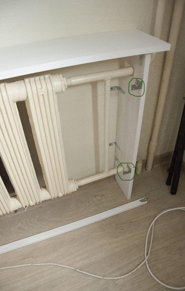 5 способов декора: чем закрыть батареи отопления