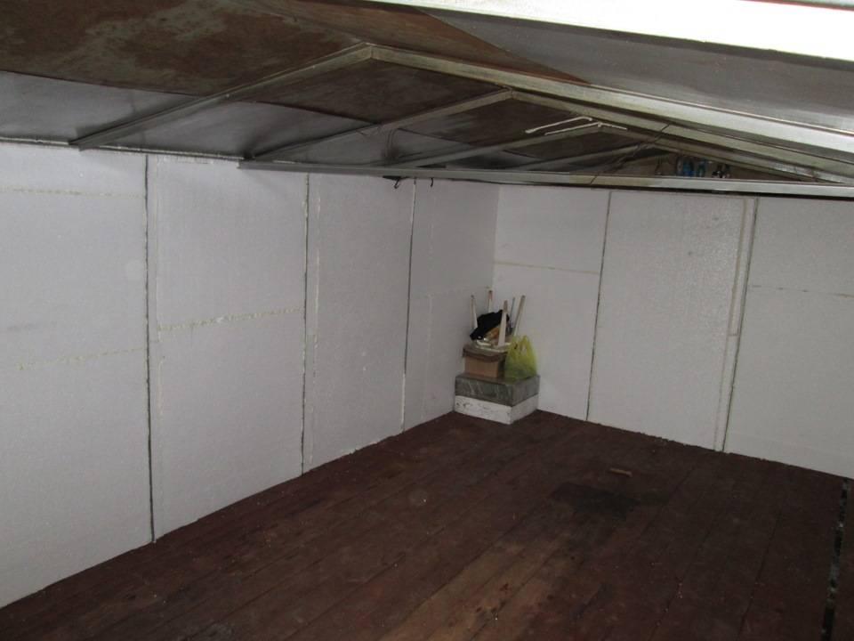 Утепление гаража пенопластом: этапы выполнения работ | тепломонстр