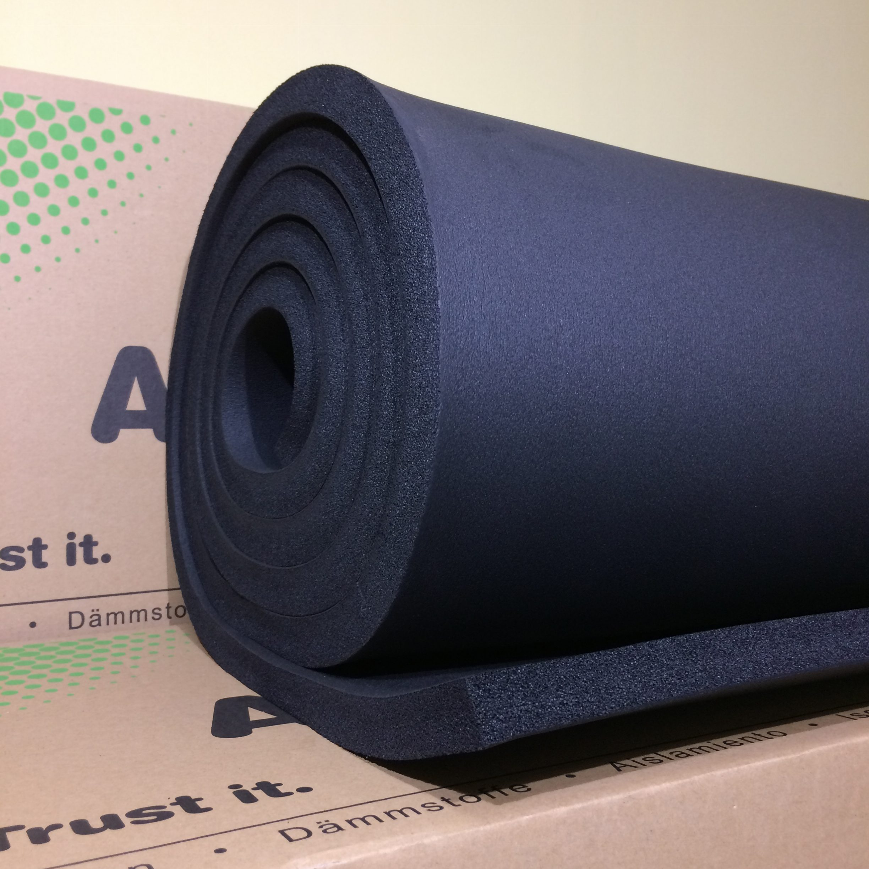 Теплоизоляция из вспененного каучука: формы выпуска, назначение, монтаж