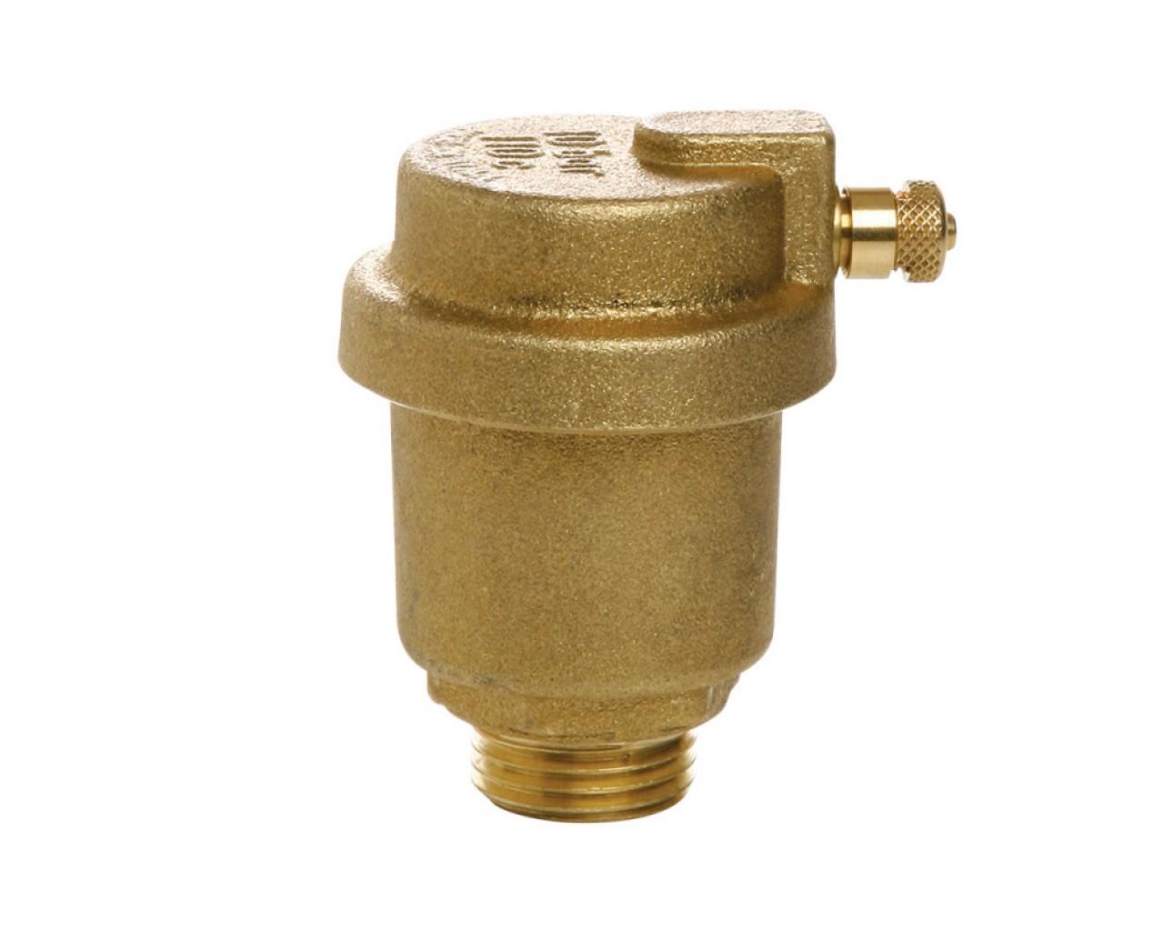 Воздухоотводчики для систем отопления: виды и установка