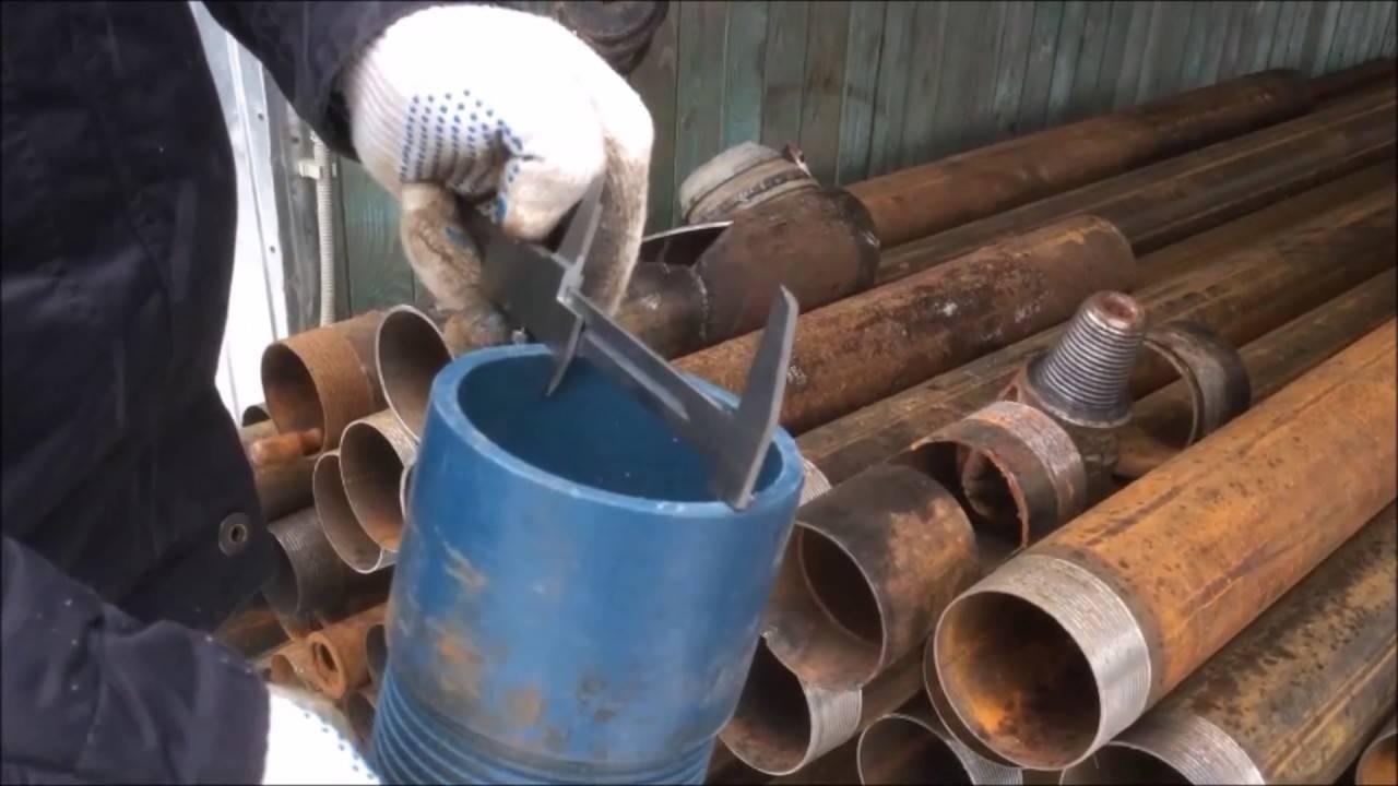 Какие трубы лучше для скважины: виды, какую выбрать и почему