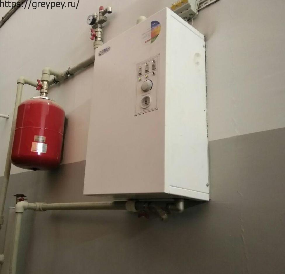 Котел отопления трехфазный – лидер среди электрических нагревателей