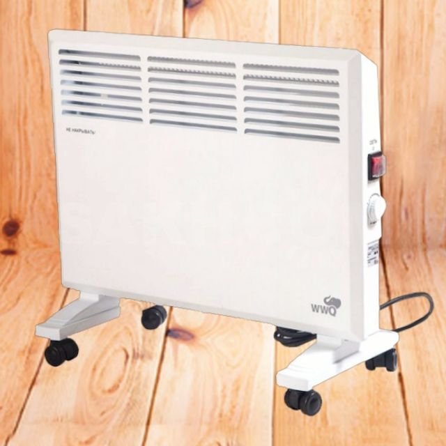 Обзор электрических конвекторов мощностью 1,5 кВт
