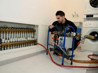 Чем и как промыть систему отопления, батареи