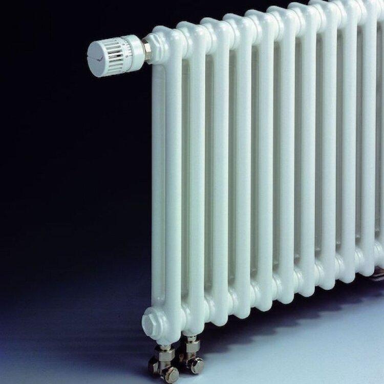 Трубчатые радиаторы отопления: регистры стальные и батареи своими руками, изготовление