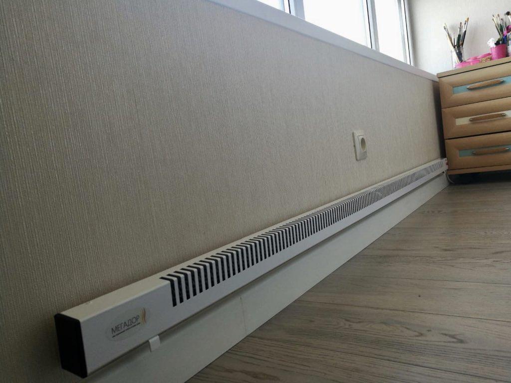 Какой обогреватель поставить на балкон: обзор основных вариантов