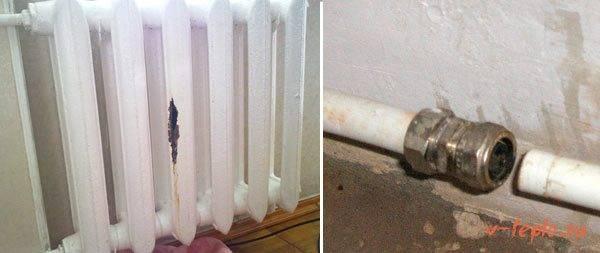 Гидроудары в системе отопления частного дома - вместе мастерим