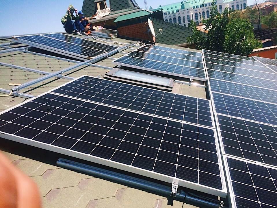Солнечные батареи для дома: схема оборудования, расчет стоимости комплекта