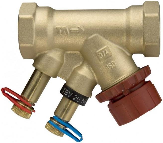Балансировочный клапан для системы отопления — принципы действия