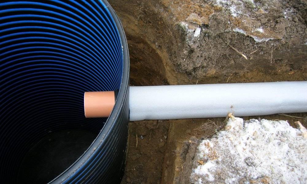 Как сделать утепление канализационных труб в земле – материалы и способы изоляции своими руками
