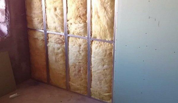 Утепление стен своими руками - монтируем утеплитель под гипсокартон