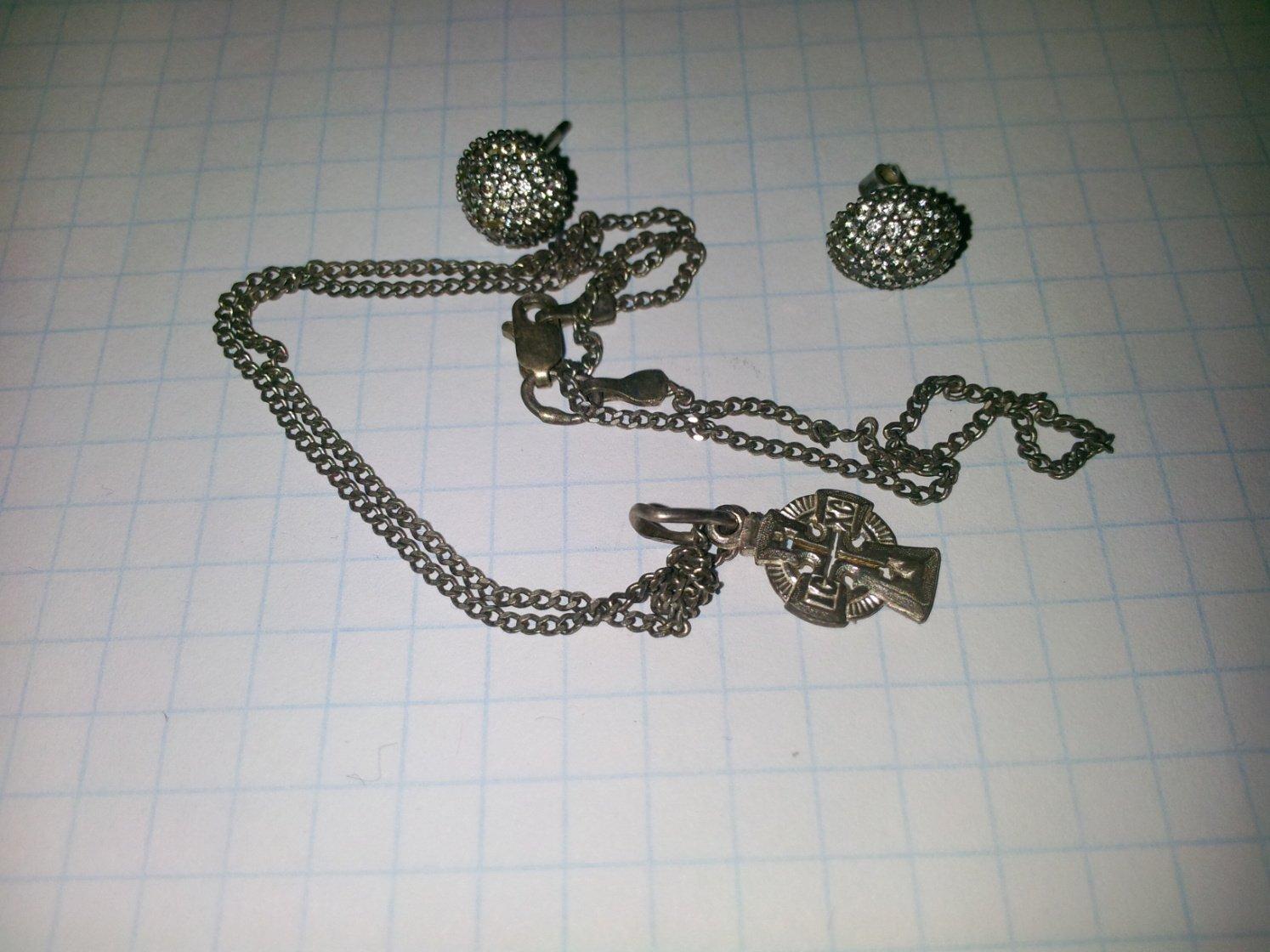 Как чистить серебро с камнями (серьги, кольца) в домашних условиях