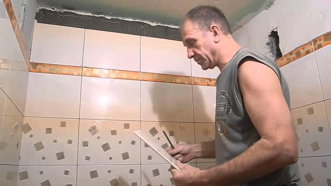 Как превратить старую плитку в новую, не меняя её